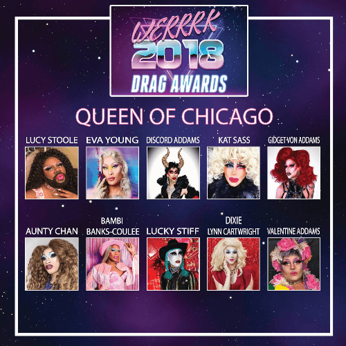 The WERRRK.com 2018 (-ish) Drag Awards Nominees (VOTING ENDS MAY 20th!) 82