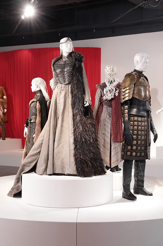 "A Haute Second with Spencer: The 13th ""Art of Television Costume Design"" Exhibition 74"