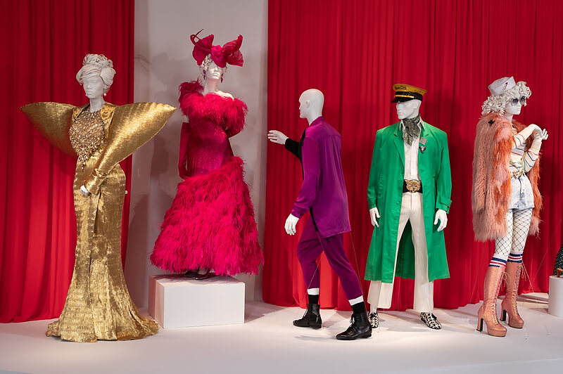 "A Haute Second with Spencer: The 13th ""Art of Television Costume Design"" Exhibition 75"