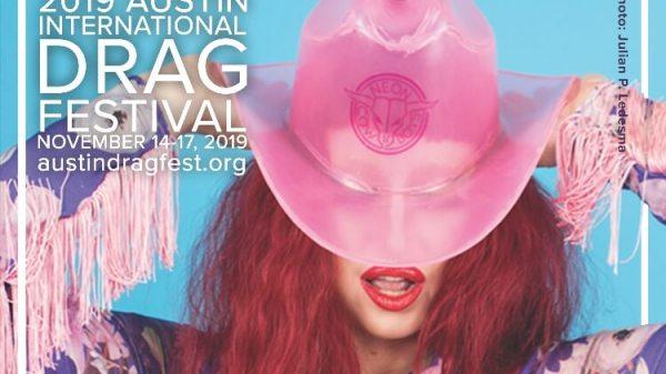 Austin International Drag Festival Headliner Announcement: Kitty Buick 7