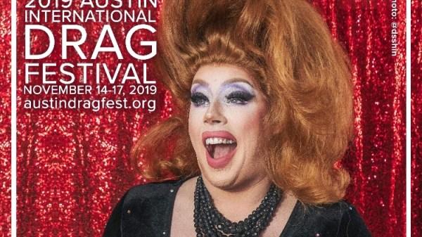 Austin International Drag Festival Headliner Announcement: Alexis Bevels 81