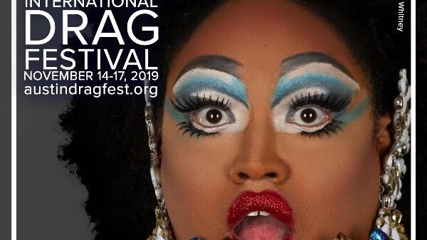 Austin International Drag Festival Headliner Announcement: Coco Jem Holiday 1
