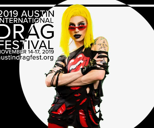 Austin International Drag Festival Headliner Announcement: James Majesty 74