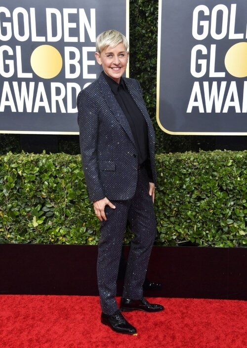 A Haute Second with Spencer: The Golden Globes 2020 9