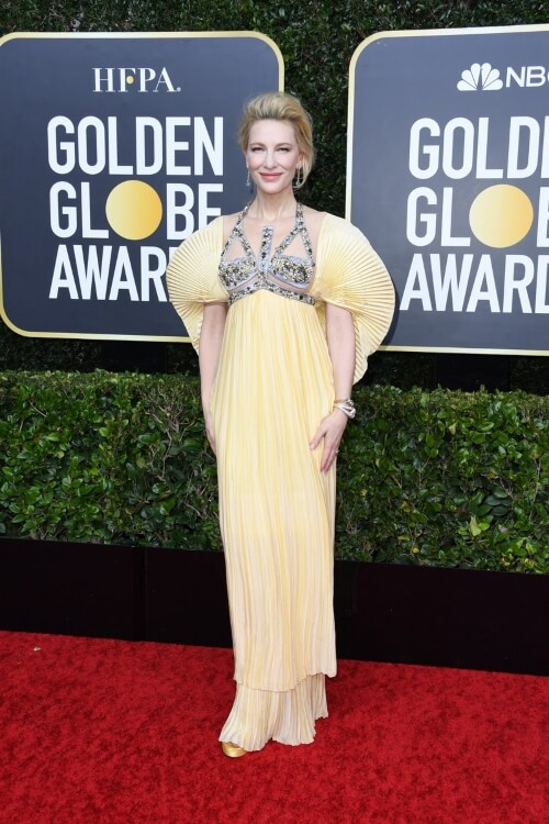 A Haute Second with Spencer: The Golden Globes 2020 7