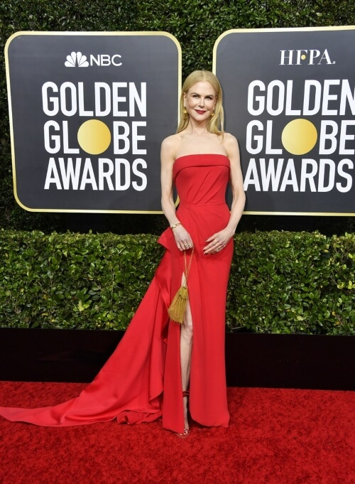 A Haute Second with Spencer: The Golden Globes 2020 4