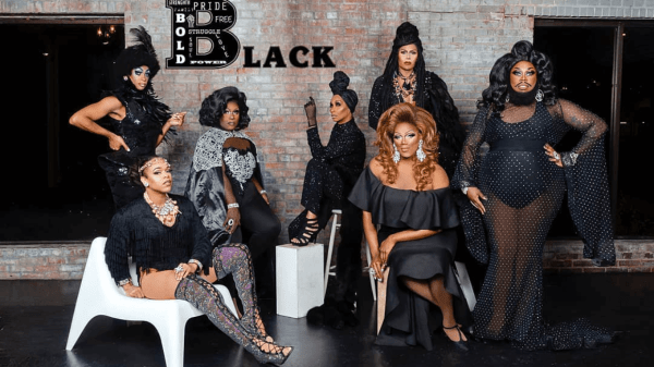 THE WEEKLY INSTADRAG: CELEBRATING BLACK HISTORY MONTH 72