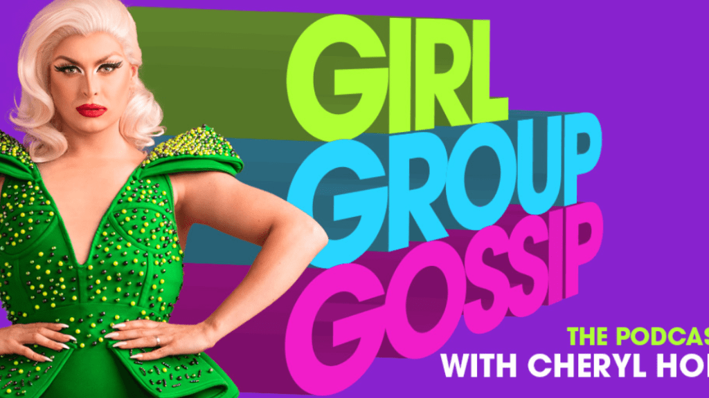 """Cheryl Hole Debuts New Podcast """"Girl Group Gossip"""" 73"""