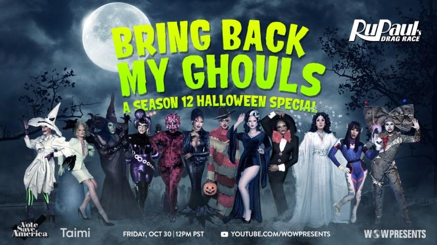 RuPaul's Drag Race: Bring Back My Ghouls 73