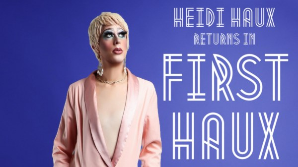 """First Haux: The Rise of Dr. Jill"" starring Heidi Haux 6"