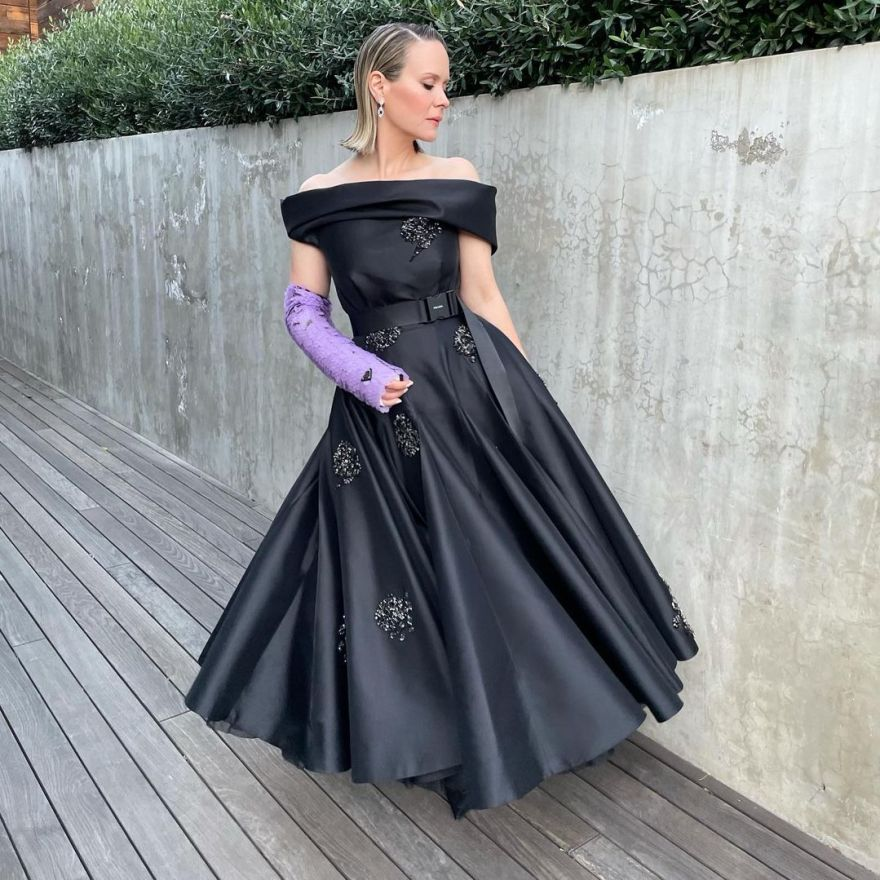 A Haute Second With Spencer: The Golden Globes 2021 12