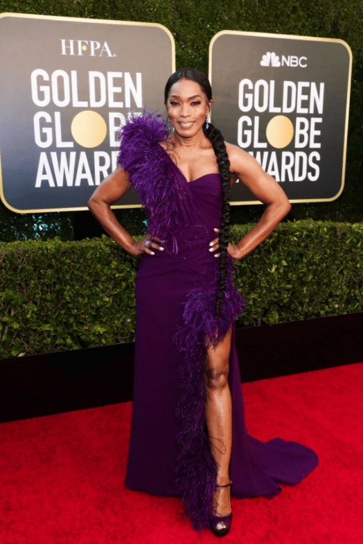 A Haute Second With Spencer: The Golden Globes 2021 5