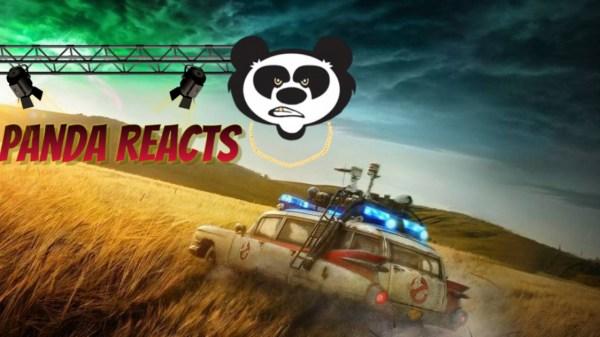Ghostbusters Panda Reacts