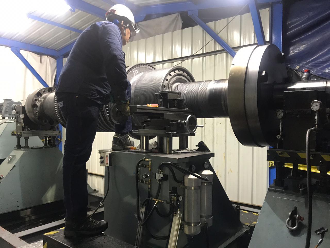 Somos una empresa metalmecánica de alta precisión, dedicada a la reparación, reconstrucción y fabricación de piezas para maquinaria industrial, liviana y pesada.