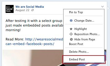 How to Embed Social Media Posts on Your Website • Experts