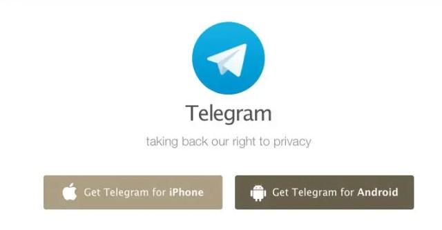 telegram VK