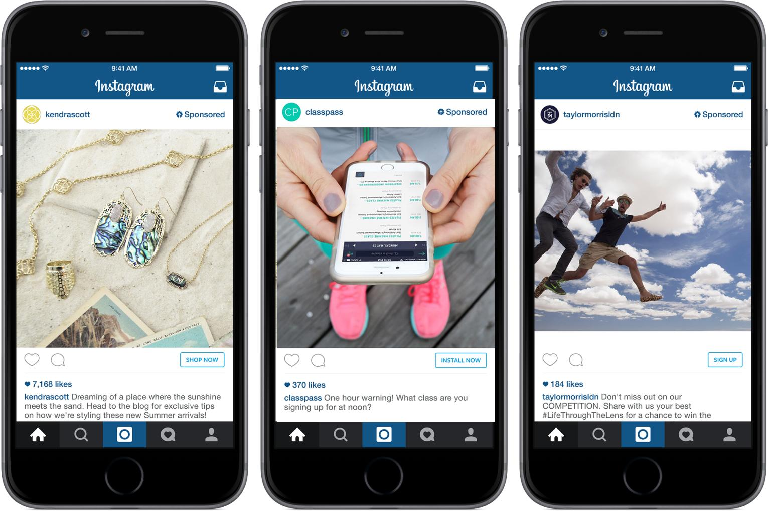 Instagram Jazzes Up Ads With