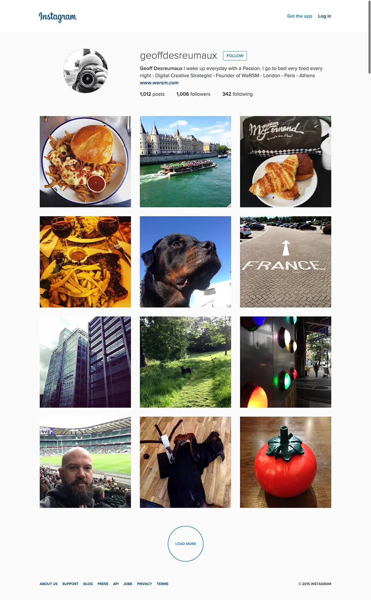 wersm-instagram-for-the-web-flat-design