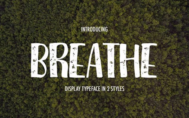 wersm-creative-fonts-breathe