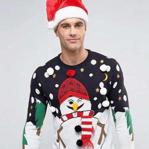 wersm-Brave-Soul-Christmas-Jumper