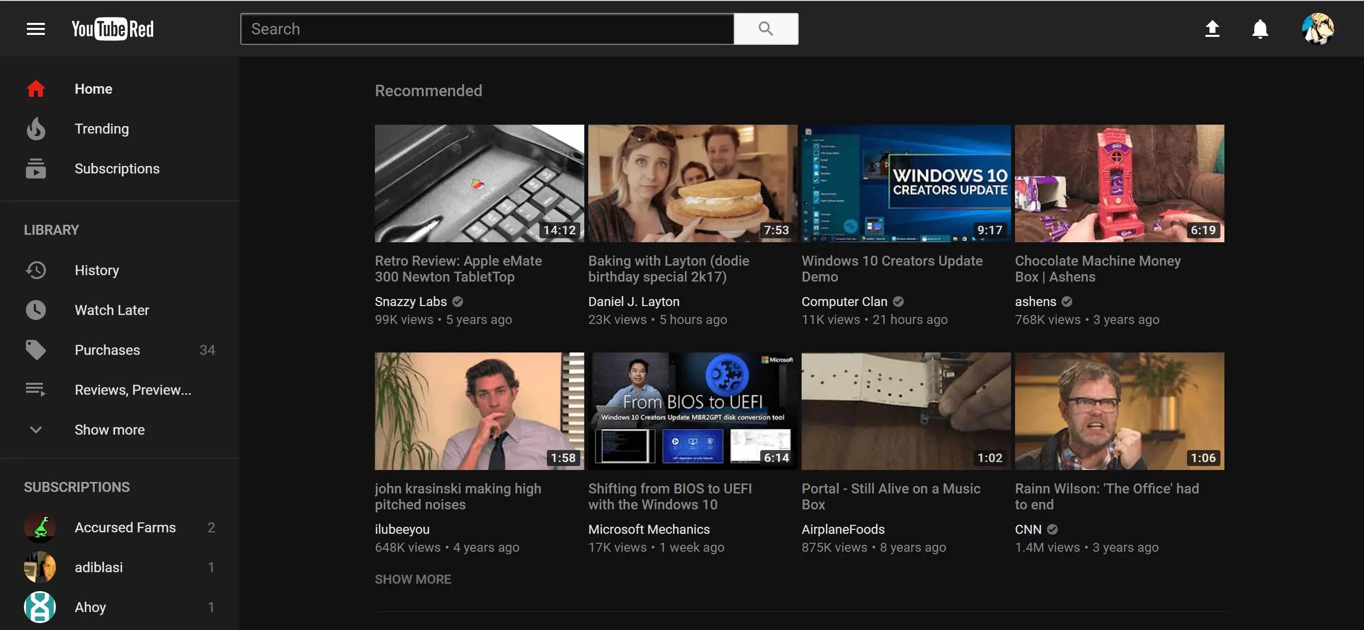 wersm-youtube-dark-mode