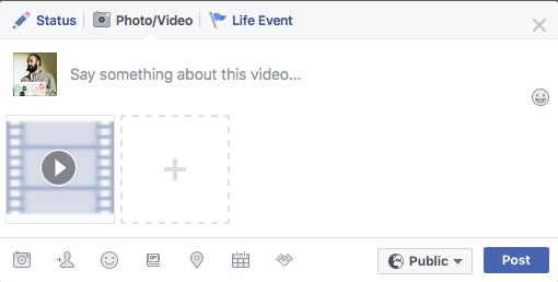 You Can Now Upload GIFs Directly On Facebook • Facebook