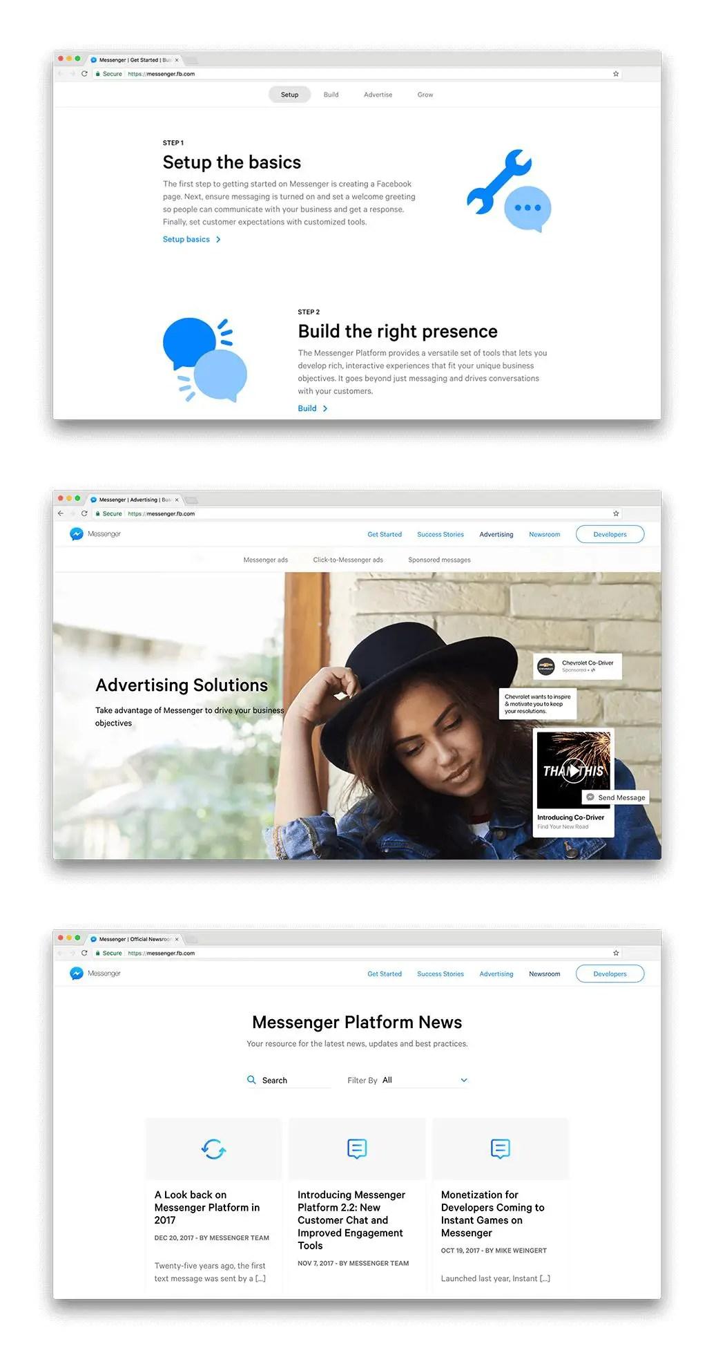 wersm-facebook-messenger-platform