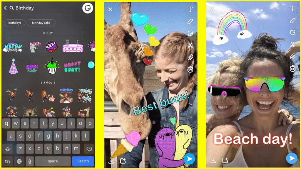 wersm-snapchat-copies-instagram-new-animated-gif-stickers-feature-img