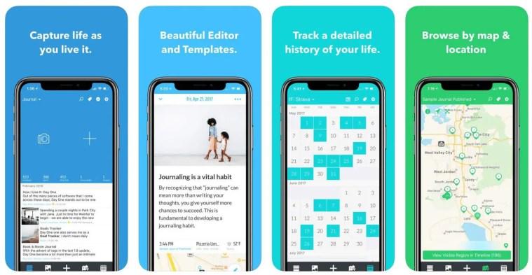 wersm day one journalling app