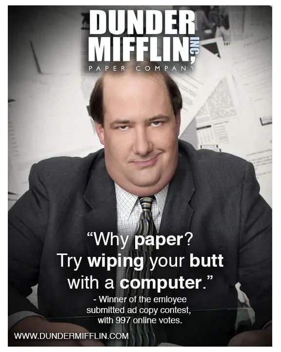 wersm-dunder-mifflin-poster-ads-kevin malone