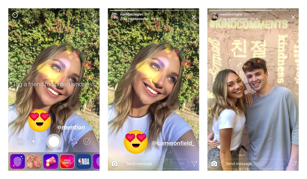 wersm-instagram-introduces-new-tools-to-limit-bullying-on-instagram-Kindness-Camera-Effect