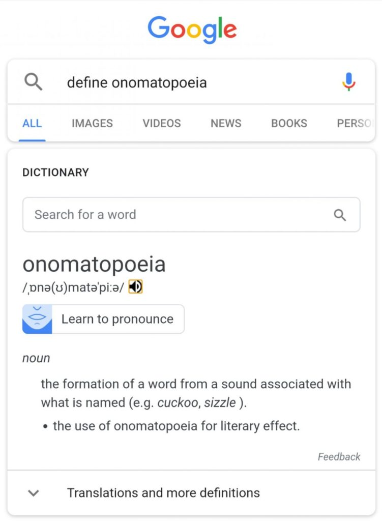 Google Tests Search Feature That Teaches You Pronunciation