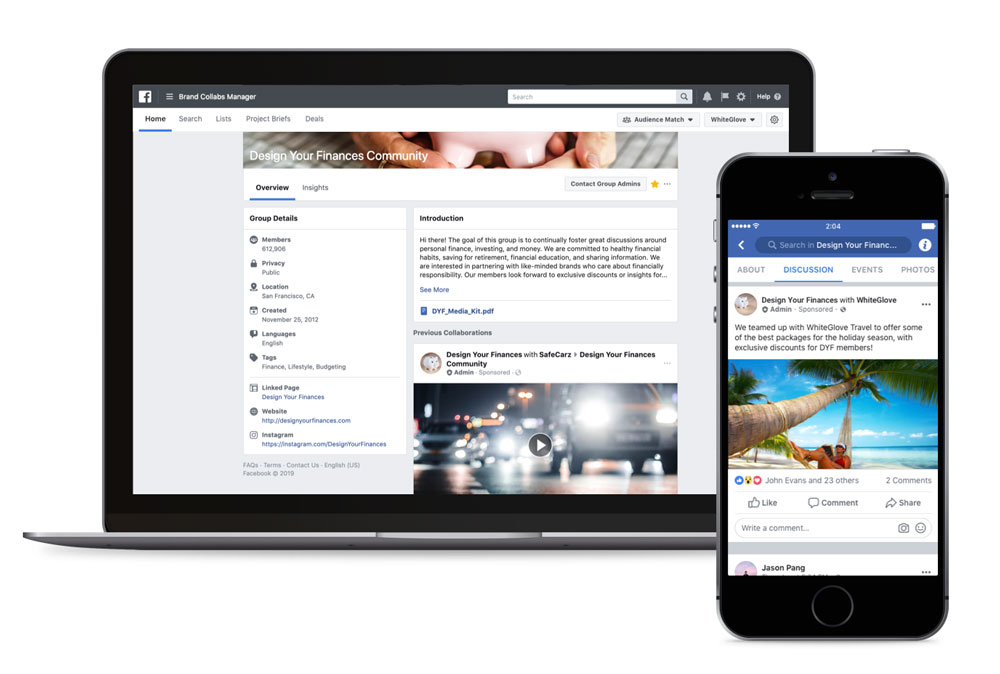 Facebook Announces New Group Features To Help Admins Build