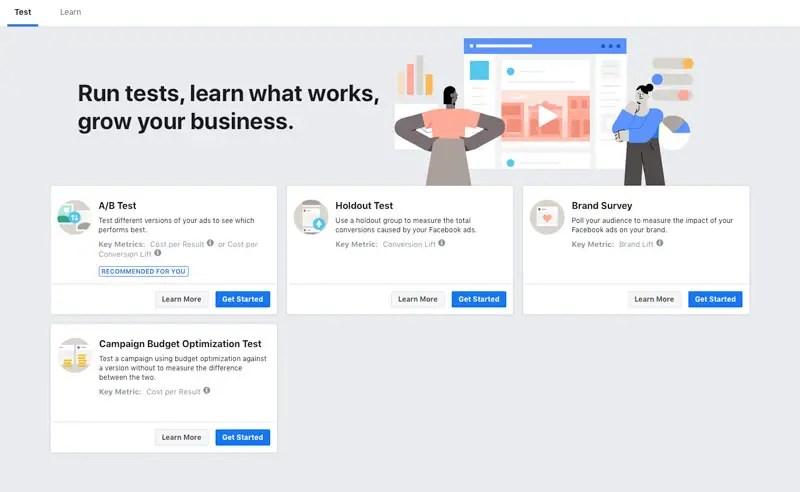 facebook experiments