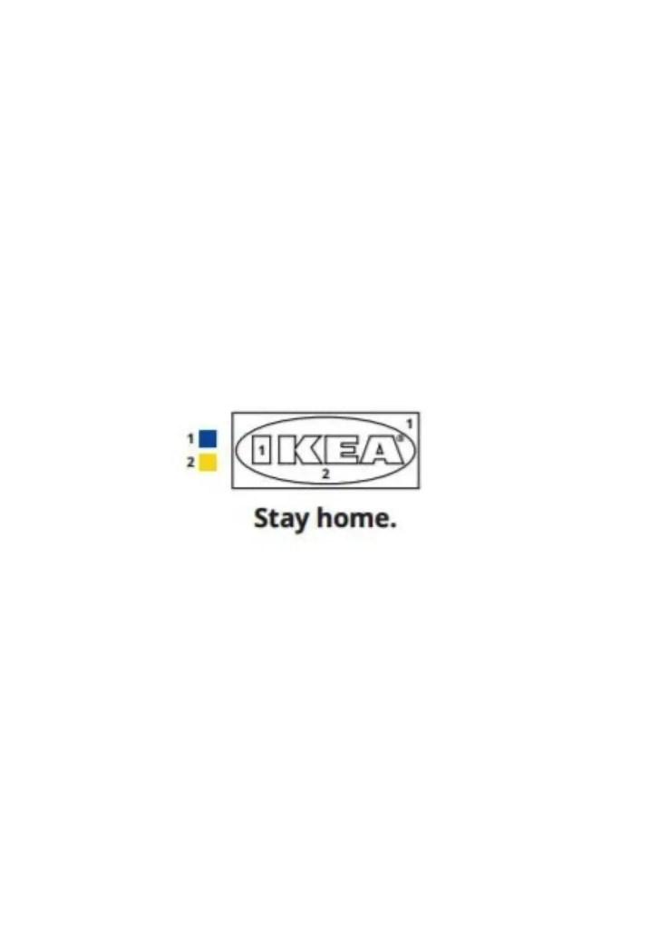IKEA stay home catalog