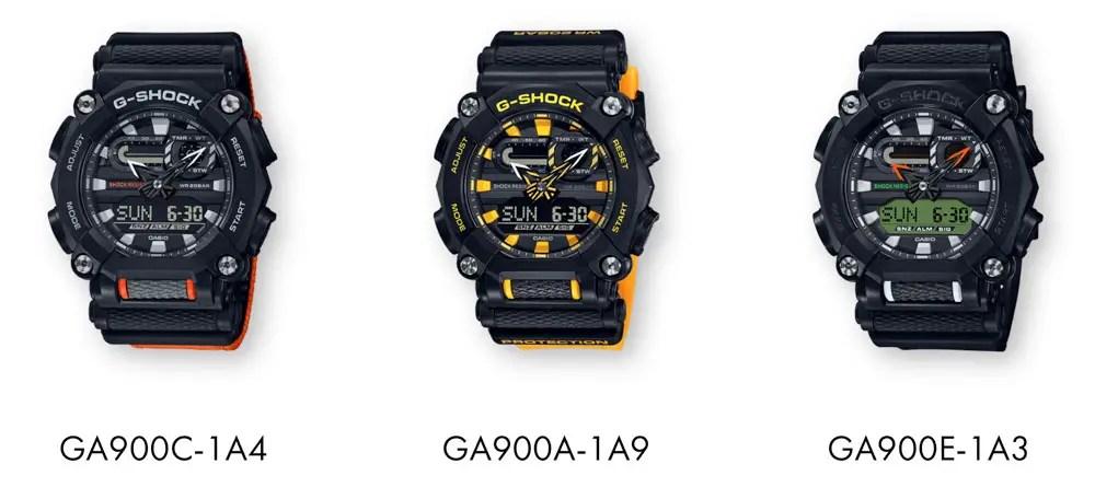 g-shock ga900