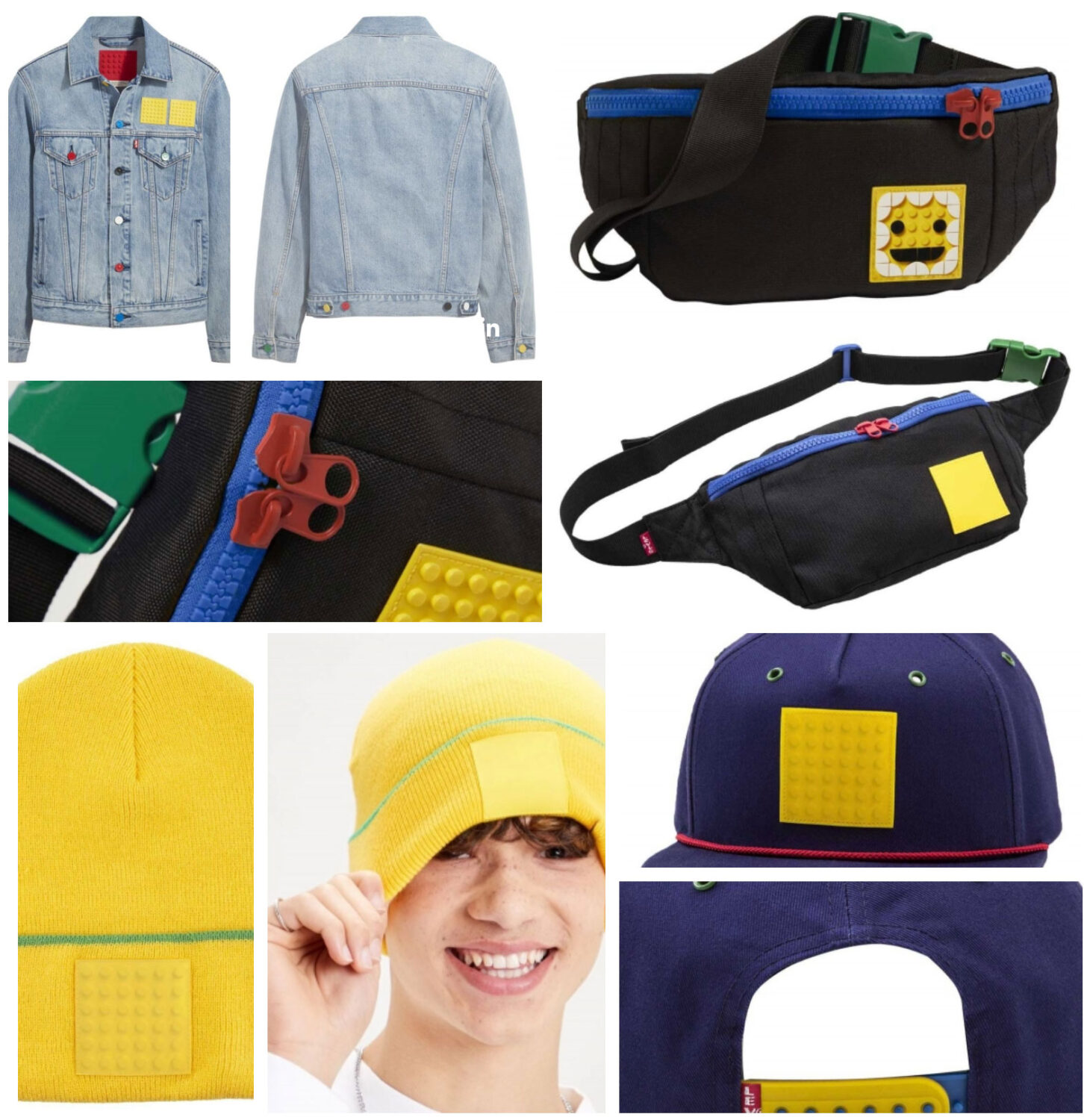 LEGO LEVI's products