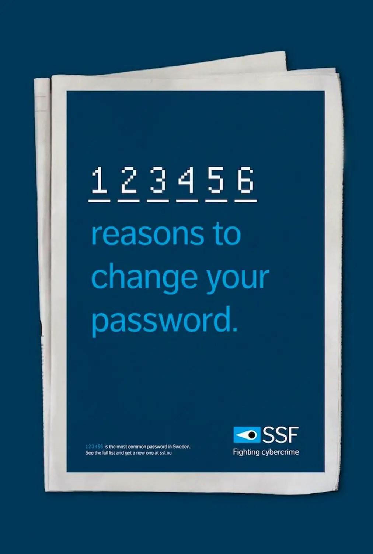 SSF bad passwords
