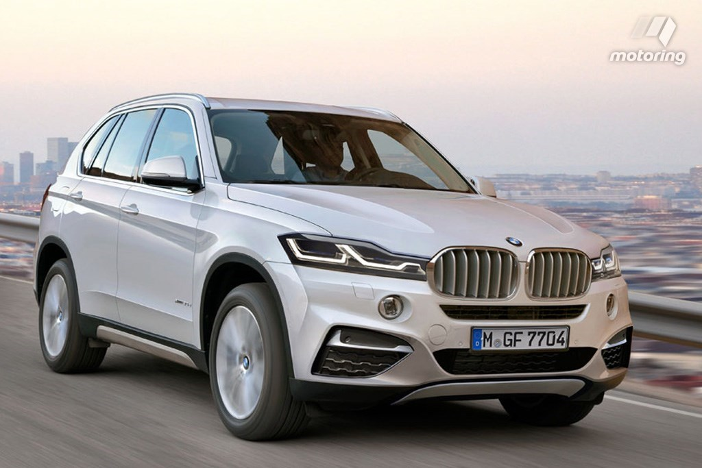 BMW X3 (G01) 2017