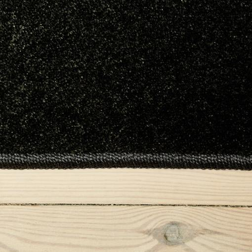 Mørkegråt tæppe fra WeRug i farven antracite