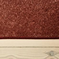 blødt lyserødt tæppe fra WeRug