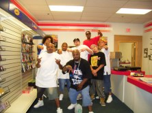 Chillin with Big Oomp Camp in Atlanta