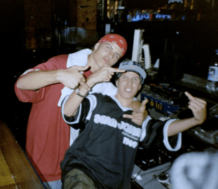 Mr. E at Kingdome Parc 2003