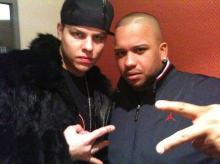 with Franco El Gorilla (Wisin Yandel)