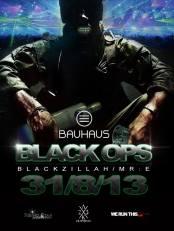 Mr. E & DJ Blackzillah - Black Ops Event