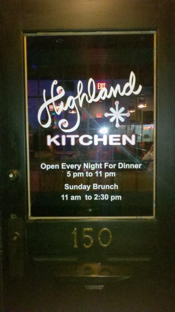 Highland Kitchen - Southern Twist (1/6)