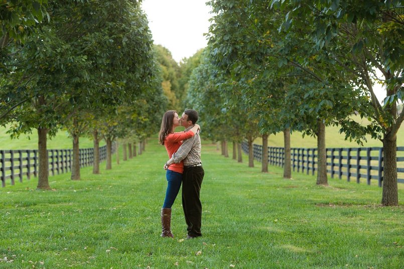 Lexington, KY Engagement : Mariah & Andy