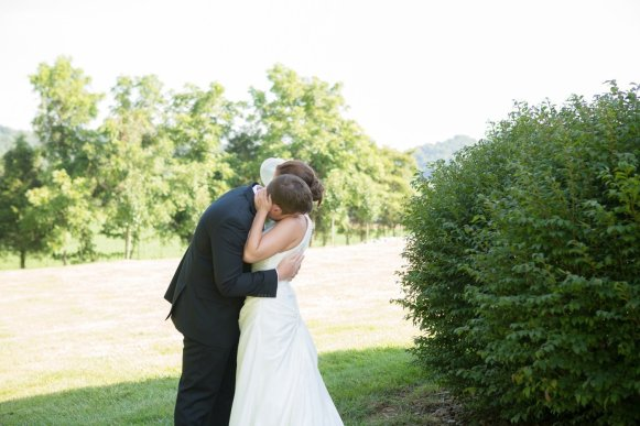Somerset, KY Wedding - The Barn at Redgate