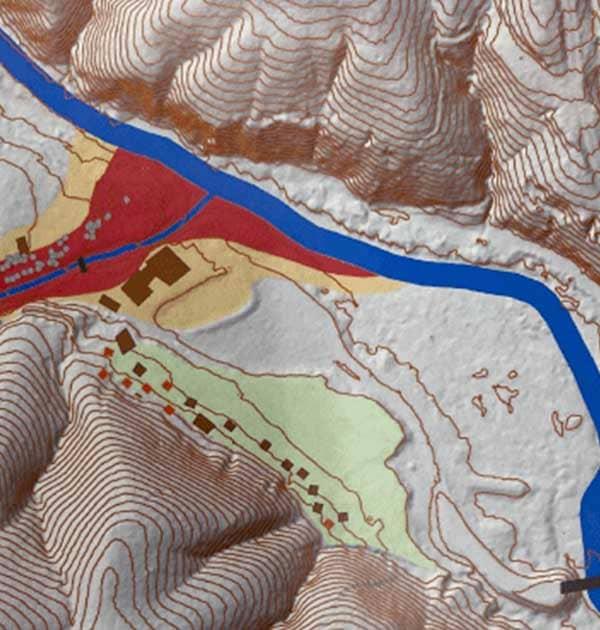 NPS Hazard Map