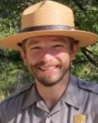 Tyler Compton, Interpretive Ranger